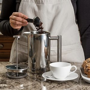 all metal french press