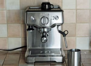 heavy duty built for espresso