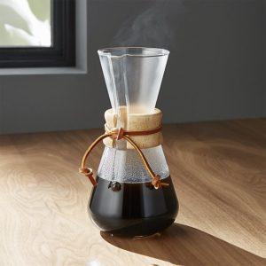 glass coffee maker
