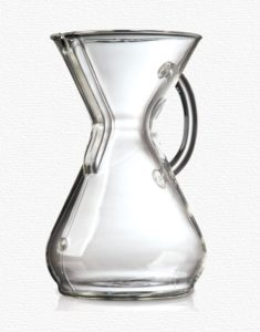 glass flask coffee maker