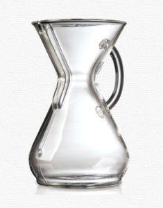 glass flask coffee maker