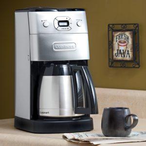 Cuisinart 10 cup coffee maker