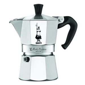 classic stovetop manual espresso maker