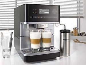 bean to coffee maker