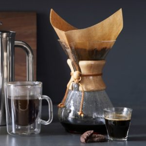 pour over with collar