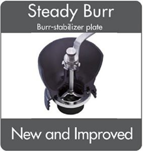 steady burr new and improved