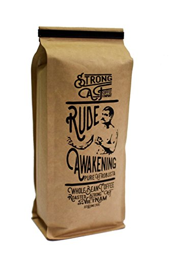 Strong AF Coffee - Whole Bean Coffee