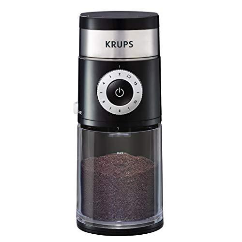 KRUPS Precision Flat Burr Grinder