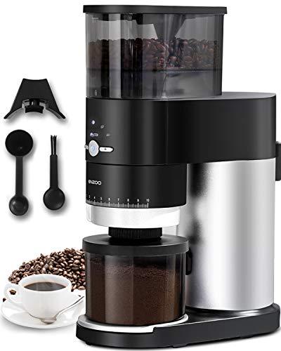 ENZOO Electric Coffee Bean Grinder