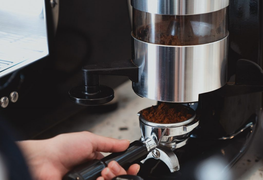 espresso grind