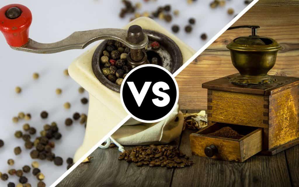 spice grinder vs coffee grinder
