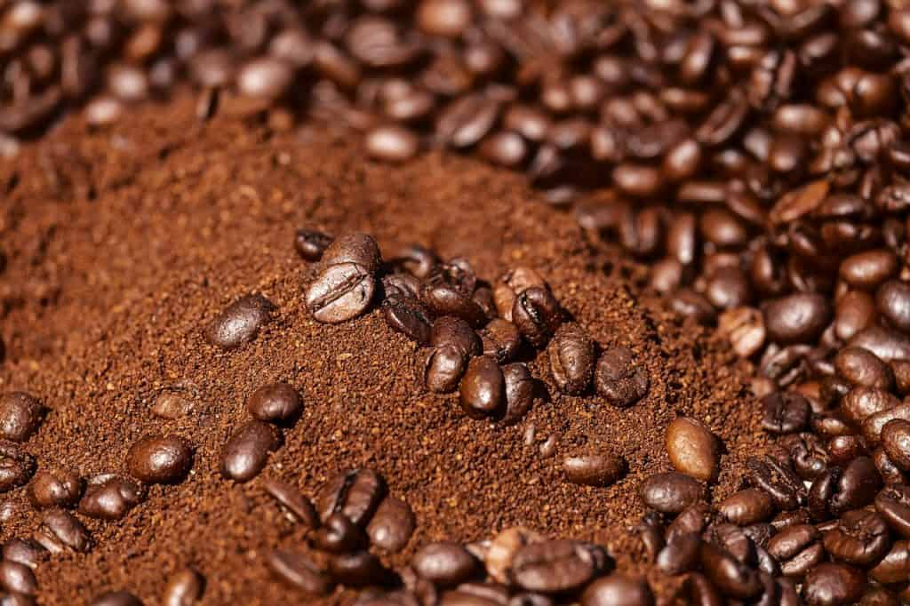 whole beans vs ground coffee