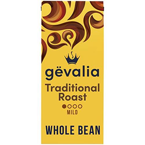 Gevalia Traditional Mild Roast Whole Bean Coffee