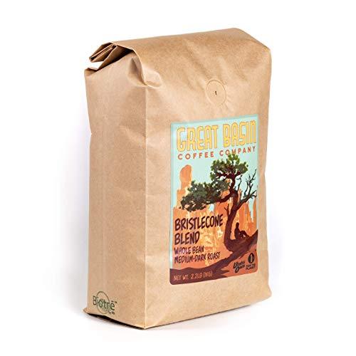 Great Basin Coffee Co. Bristlecone Blend Whole Bean Coffee
