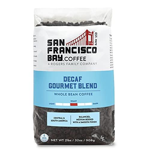 SF Bay Coffee DECAF Gourmet Blend