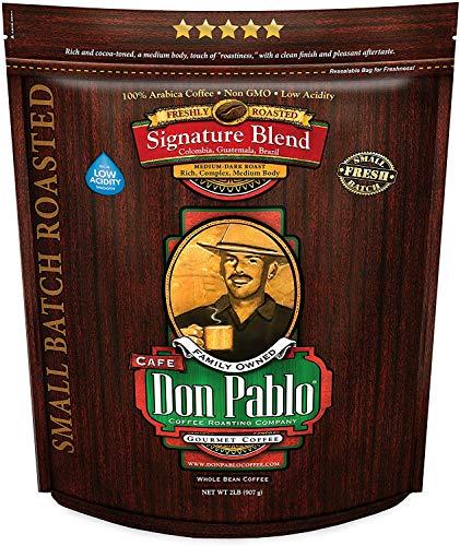 2LB Don Pablo Signature Blend - Medium-Dark Roast
