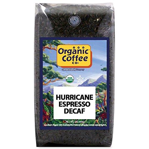 Organic Coffee Co. DECAF Hurricane Espresso