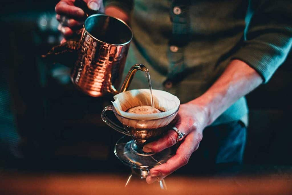 best coffee beans for pour over