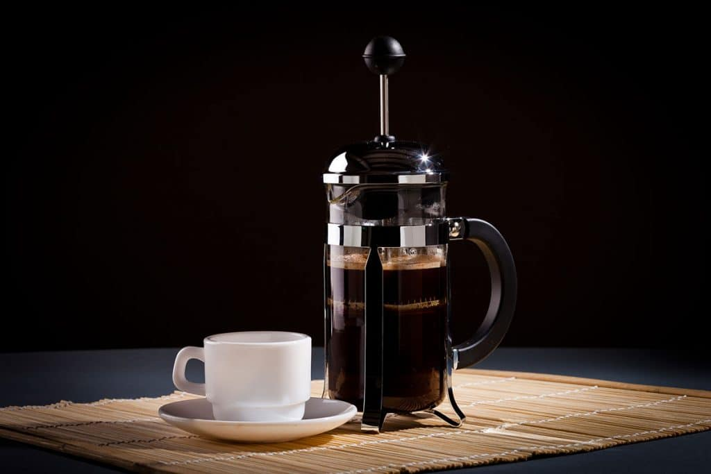 how to make espresso with a french press