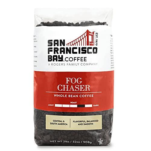 SF Bay Coffee Fog Chaser Medium Dark Roast