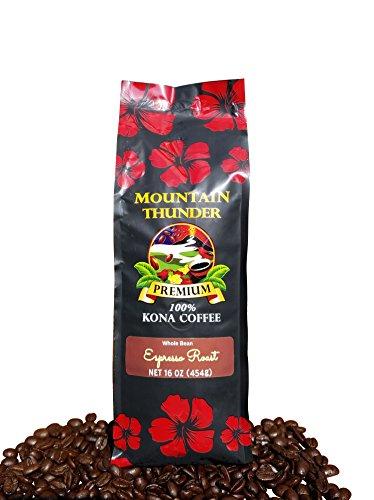 100% Kona Coffee Espresso Roast