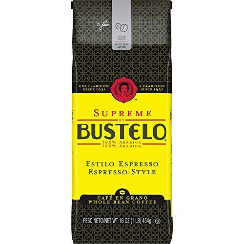 Supreme by Bustelo Espresso Style Dark Roast