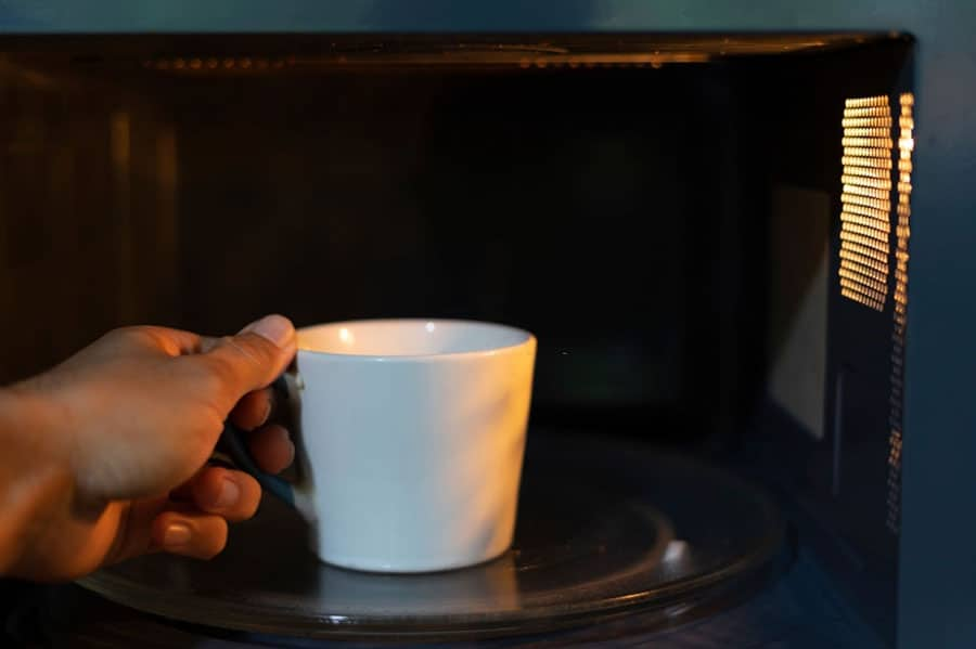 How to Brew Filtered Coffee in the Microwave
