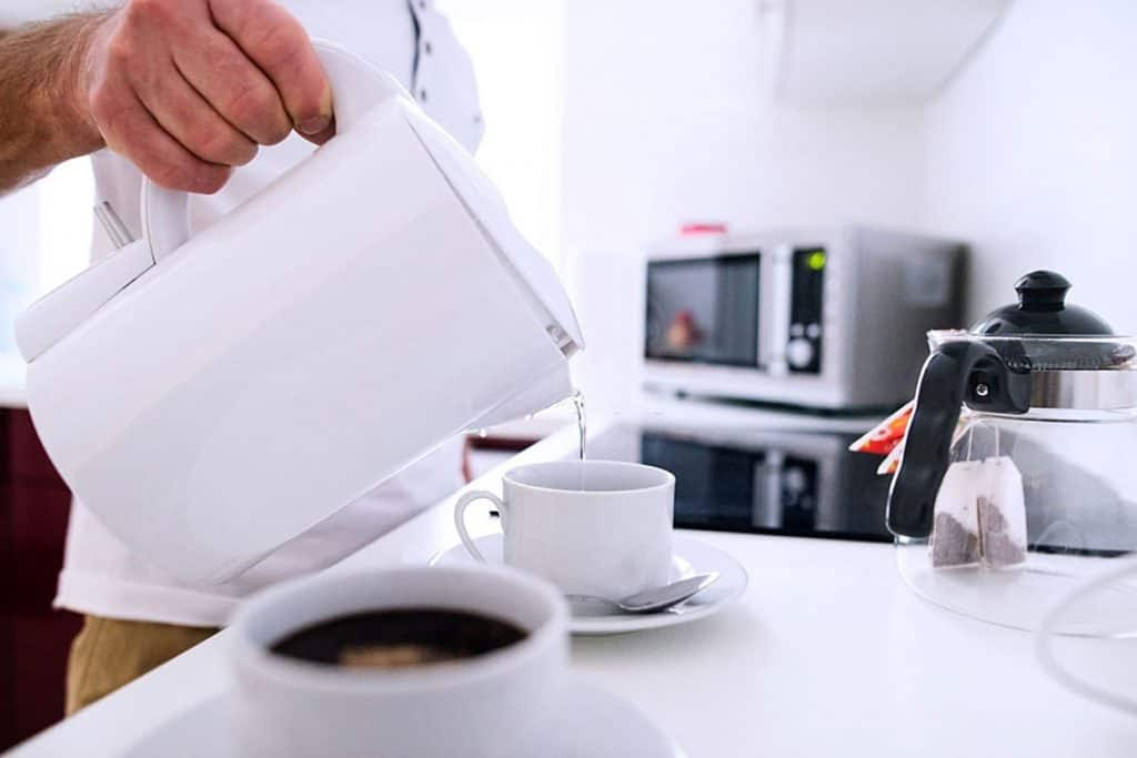 how to make coffee in microwave