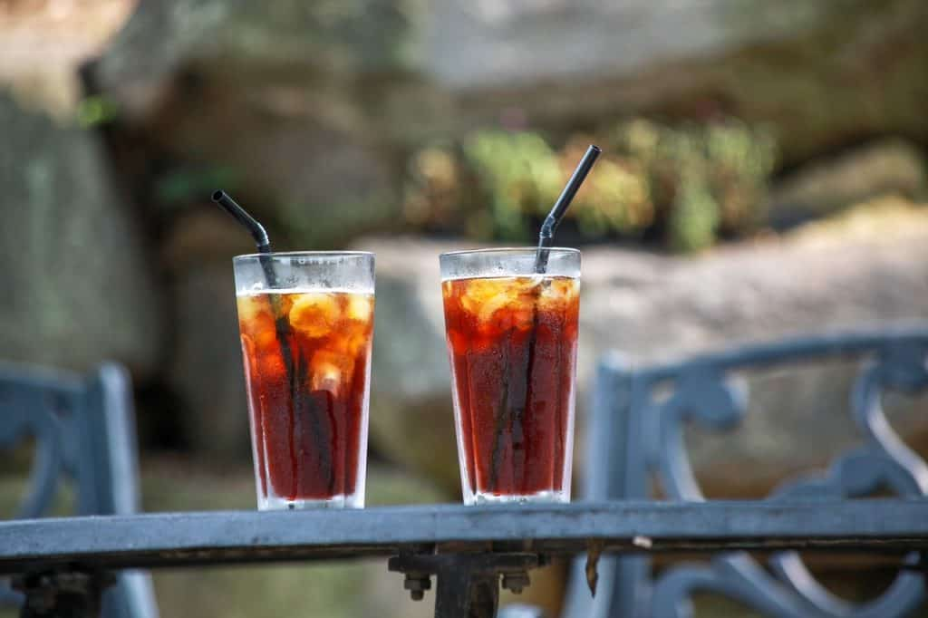 what is an iced americano?