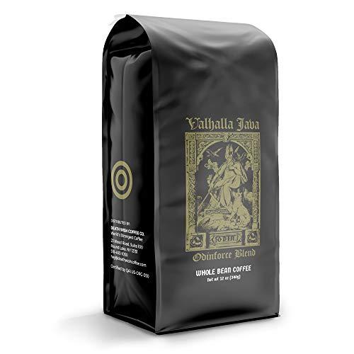 Death Wish Valhalla Java Whole Bean Coffee