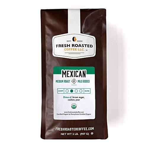 Fresh Roasted Coffee Organic Mexican Coffee Beans