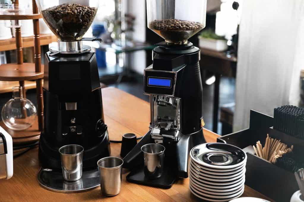 best coffee grinder for chemex