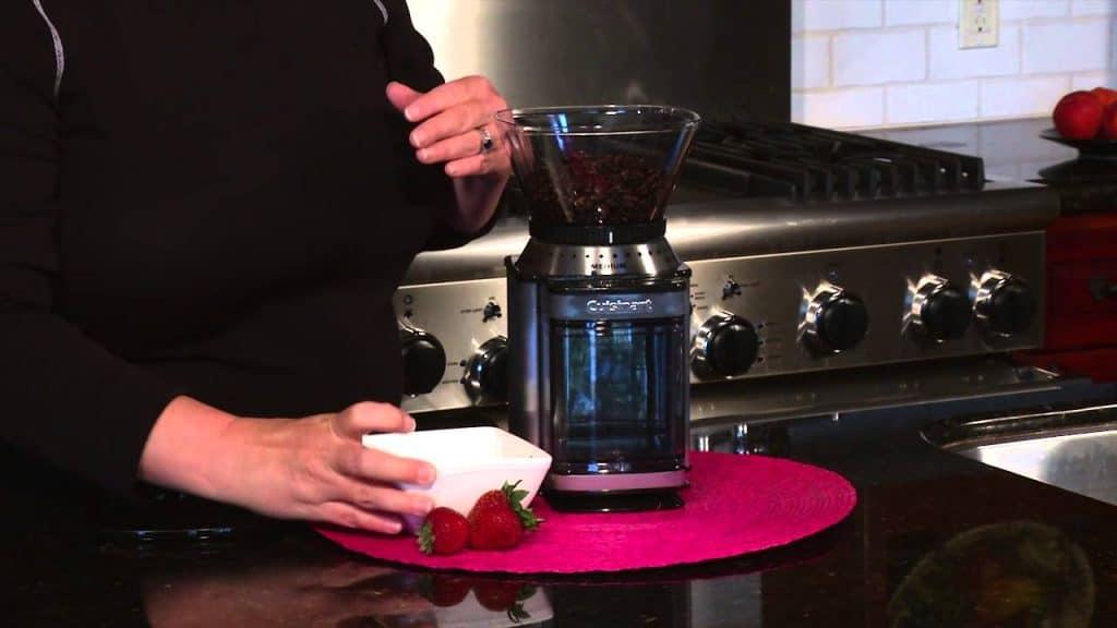 cuisinart coffee grinder reviews
