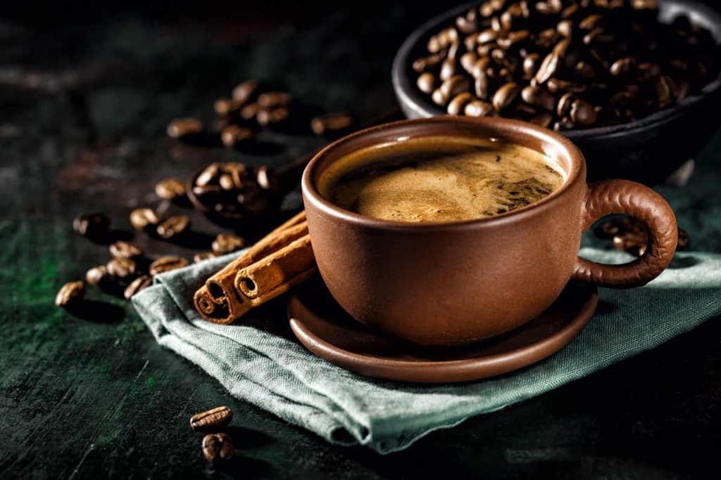 how much caffeine in Nespresso decaf