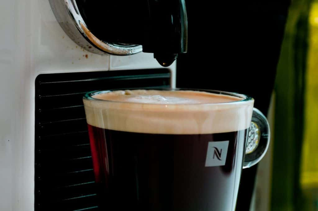 what is nespresso coffee