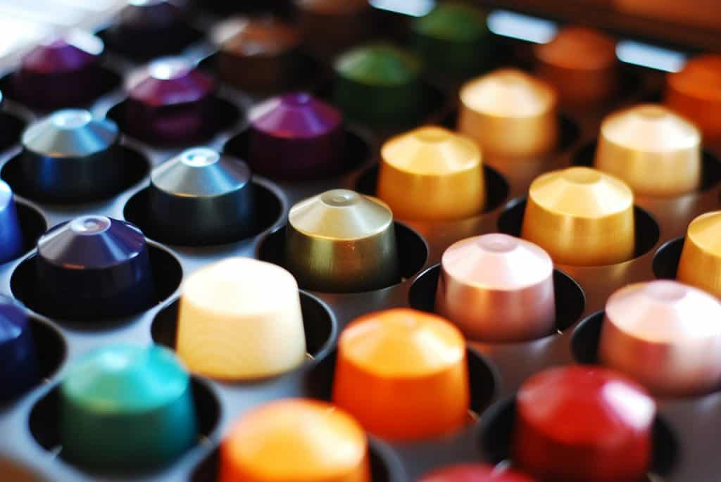 how much caffeine is in nespresso decaf